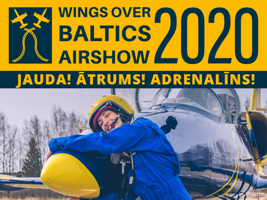 Wings Over Baltics Airshow 2020