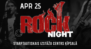 Rock Night Ķīpsalā