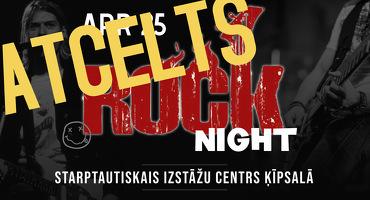 Rock Night Ķīpsalā